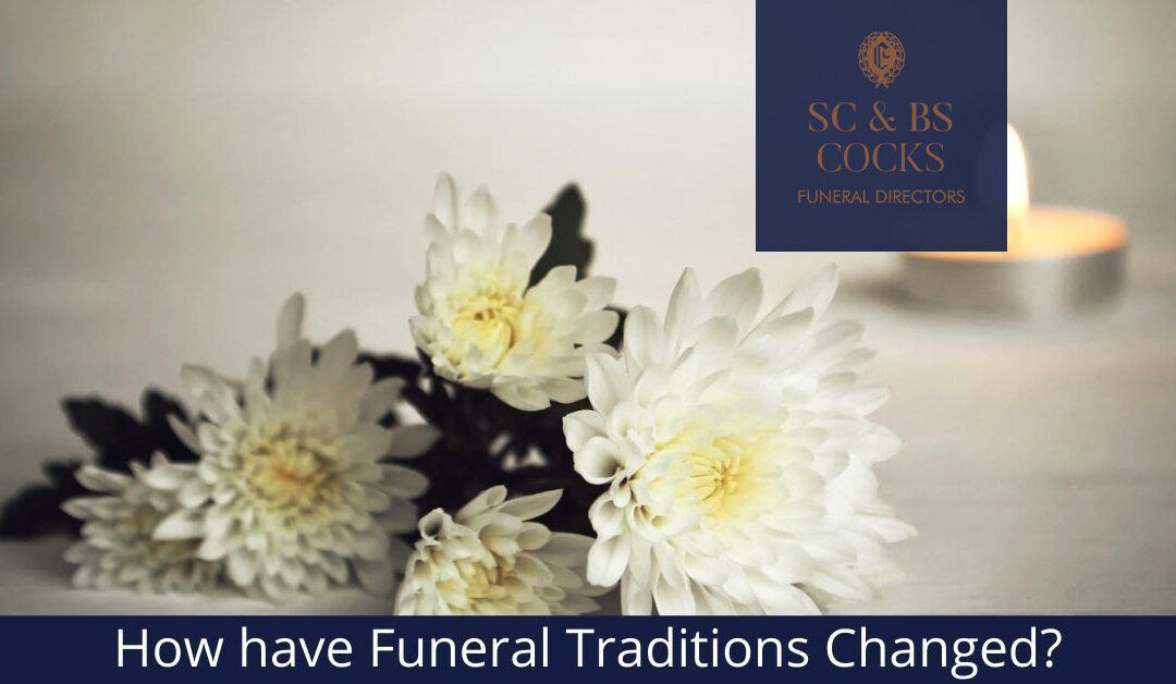 How Have Funeral Traditions Changed?