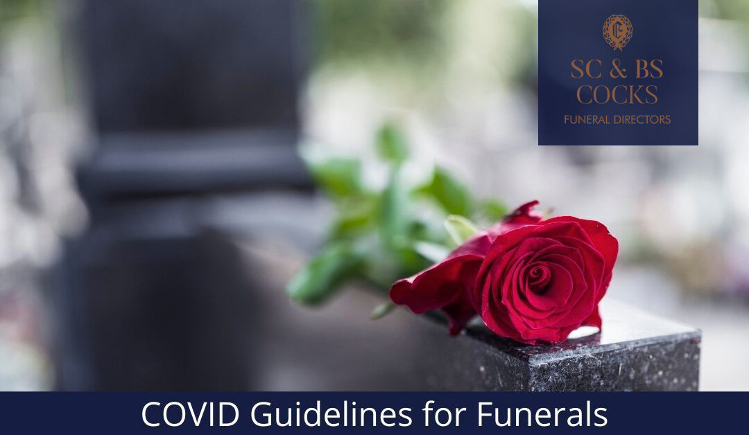COVID Guidelines for Funerals
