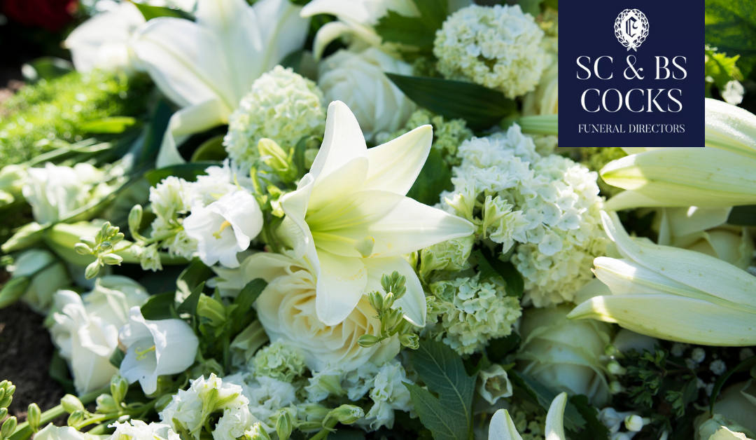 Choosing the right flowers for your loved ones funeral